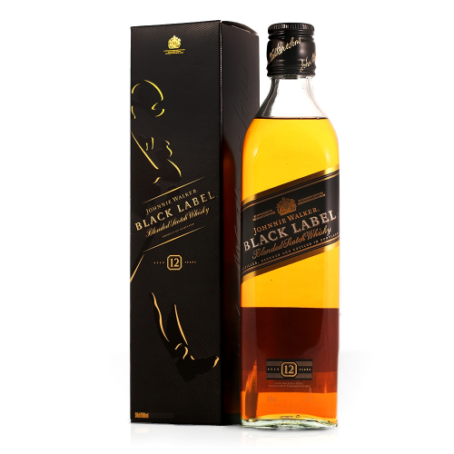 Johnnie Walker Black Label 40% 0,7 l