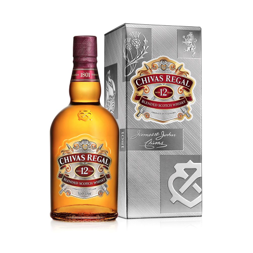 Chivas Regal 40% 0,5 l