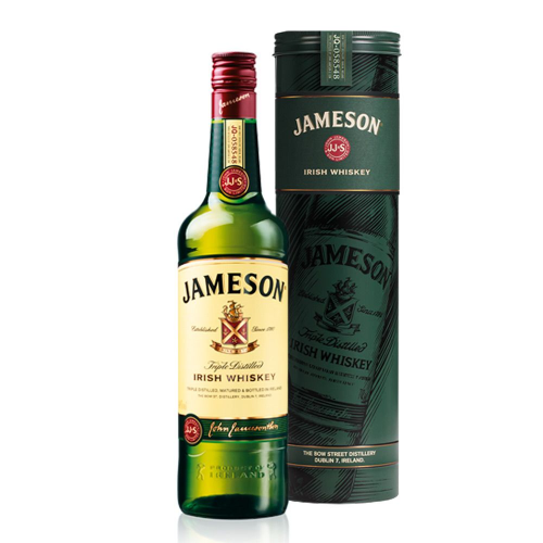 Jameson steel box. 0,7 l