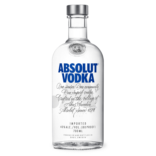 Absolut Blue 40% 0,7 l
